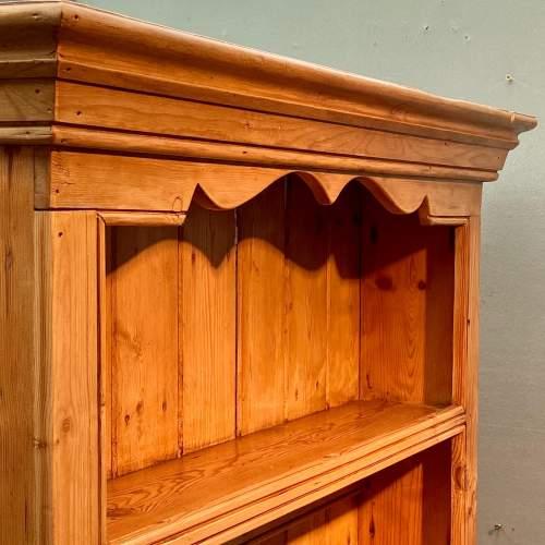 Victorian Small Pine Cottage Dresser image-6