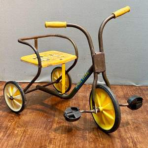 1950s Vintage Raleigh Childs Mini Tricycle