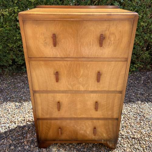 Art Deco Chest of Drawers image-1
