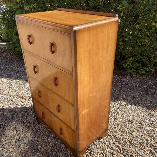 Art Deco Chest of Drawers image-2