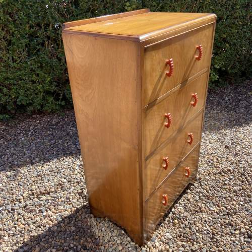 Art Deco Chest of Drawers image-3