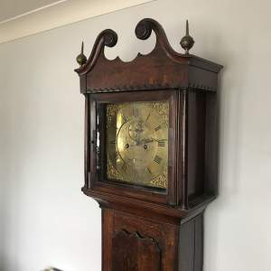 18th Century 8-day Longcase Clock by Thomas Rayment of Stamford