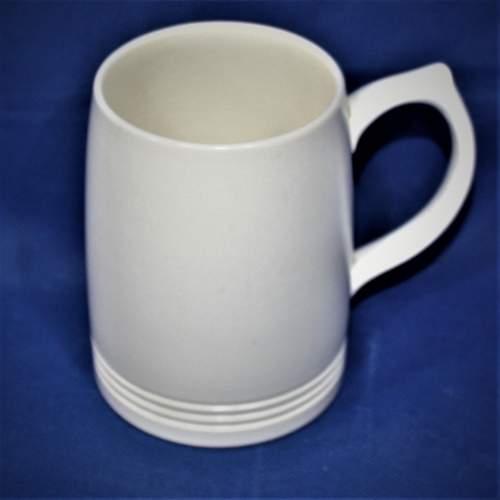 Keith Murray for Wedgwood Moonstone Pottery Mug image-1
