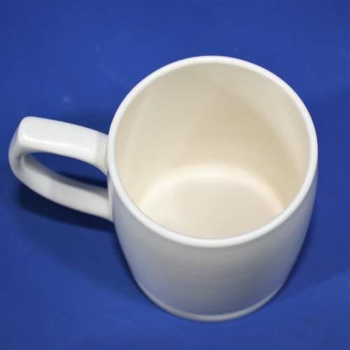 Keith Murray for Wedgwood Moonstone Pottery Mug image-2