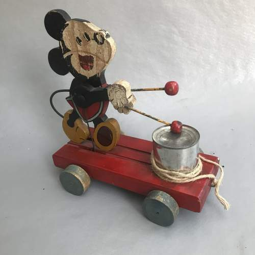 Mickey Mouse Drummer Toy image-2