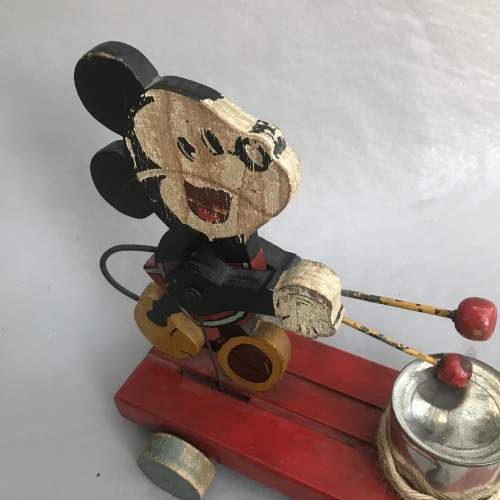 Mickey Mouse Drummer Toy image-3