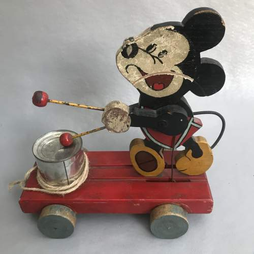 Mickey Mouse Drummer Toy image-4