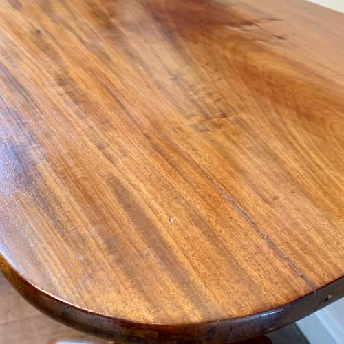 19th Century Mahogany Tilt Top Table image-6