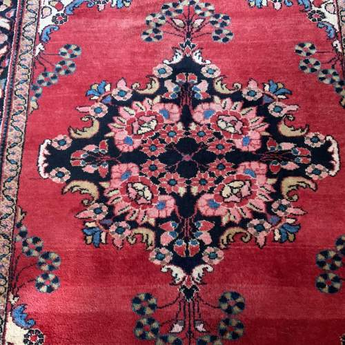 Hand Knotted Persian Rug Saruk image-2