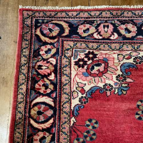 Hand Knotted Persian Rug Saruk image-3