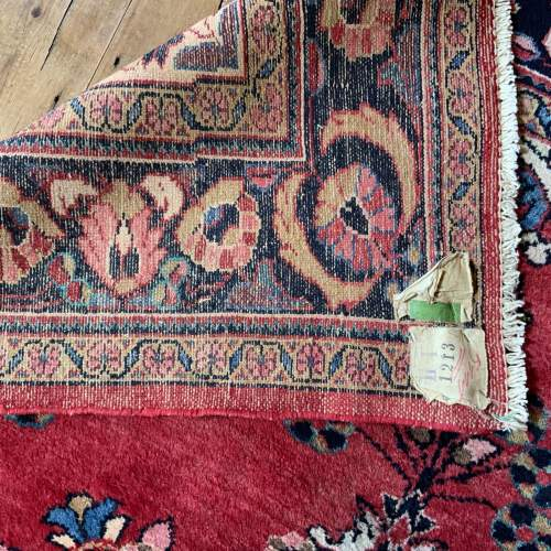 Hand Knotted Persian Rug Saruk image-4