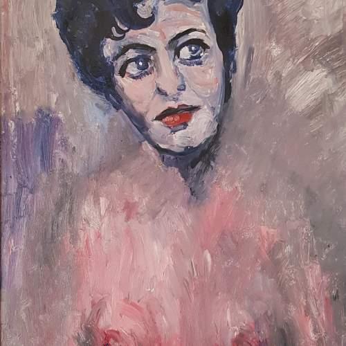 Elsie Tanner Portrait by James Lawrence Isherwood image-2