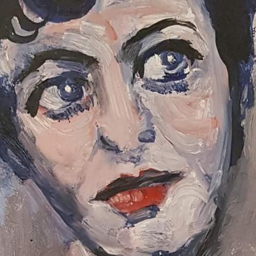 Elsie Tanner Portrait by James Lawrence Isherwood image-3