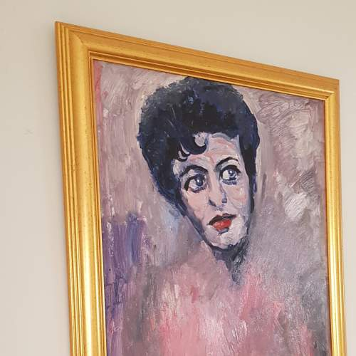 Elsie Tanner Portrait by James Lawrence Isherwood image-4