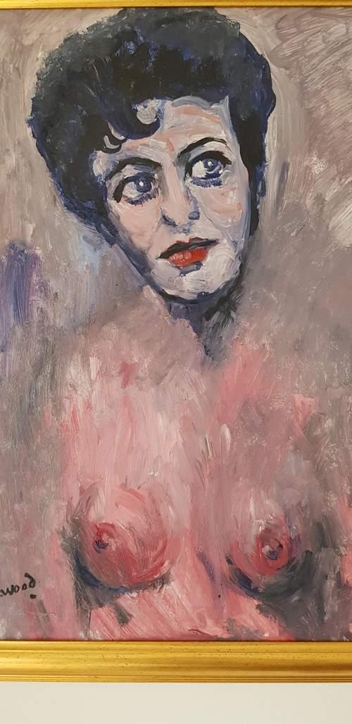 Elsie Tanner Portrait by James Lawrence Isherwood image-5