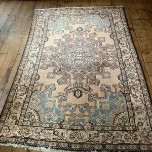 Superb Quality Hand Knotted Persian Rug Tuyserkan Hamadan Area