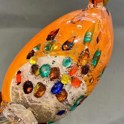 Large Murano Glass Bird image-4