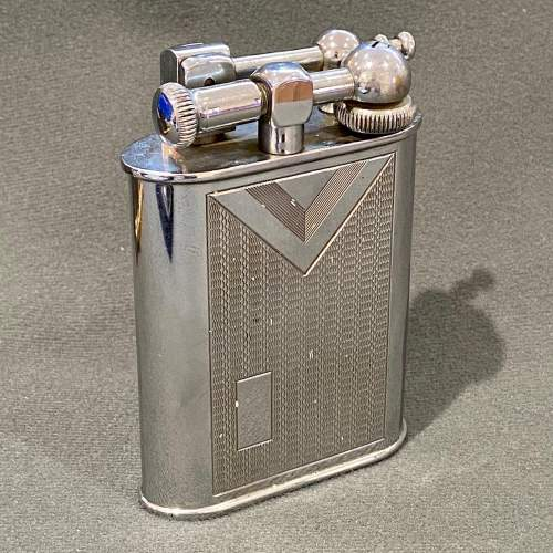 Art Deco French Table Lighter image-1