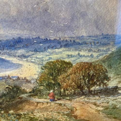 Late 19th Century Watercolour Painting By Mary Weatherill image-2