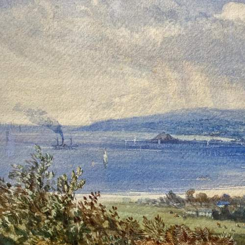 Late 19th Century Watercolour Painting By Mary Weatherill image-3