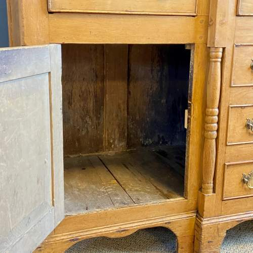 18th Century Pine Welsh Dresser image-4