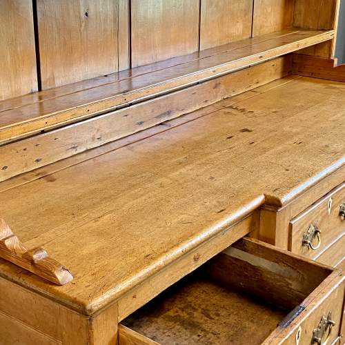 18th Century Pine Welsh Dresser image-3