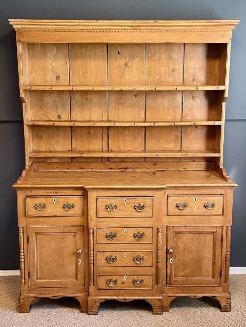 18th Century Pine Welsh Dresser image-5