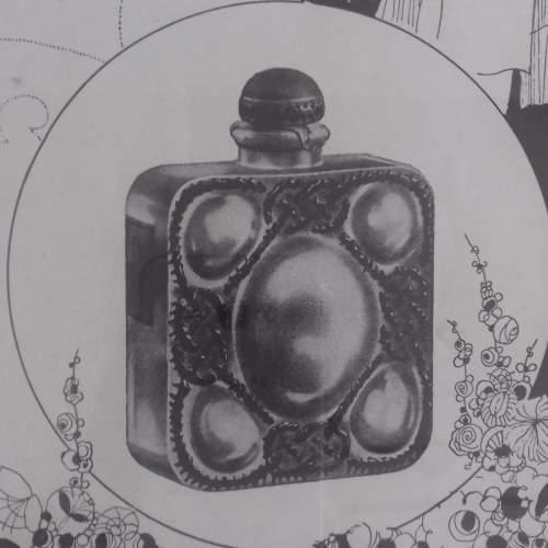 Framed Original 1926 Advert For 5 Forvil Perfume image-2