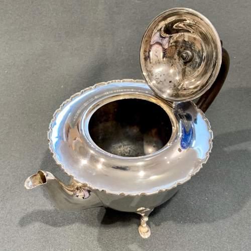 20th Century Silver Tea Set image-3