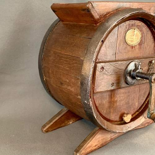 Early 20th Century Waide and Sons Table Top Butter Churn image-4