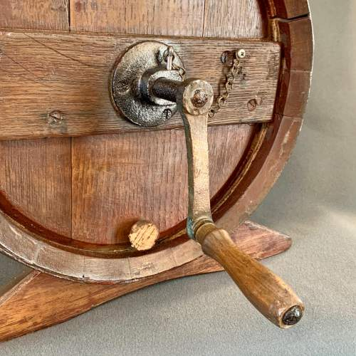 Early 20th Century Waide and Sons Table Top Butter Churn image-5
