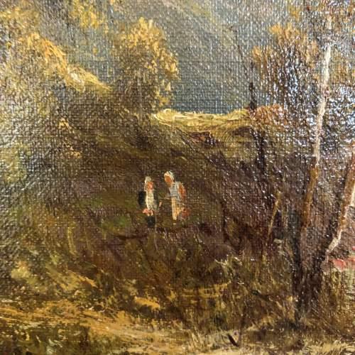 Lake Windermere Oil Painting image-2