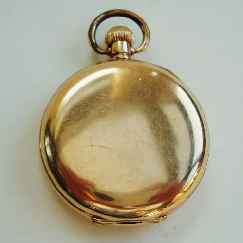 A Hunter Pocket Watch with Swiss Movement image-2
