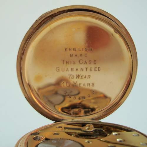 A Hunter Pocket Watch with Swiss Movement image-5