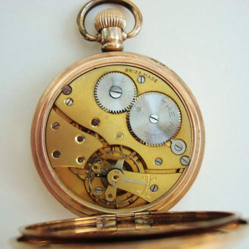 A Hunter Pocket Watch with Swiss Movement image-6