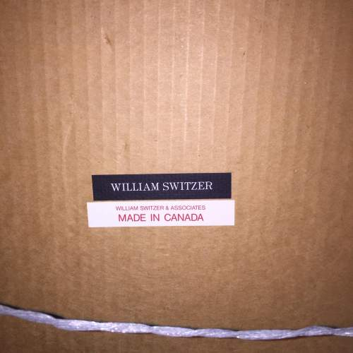 Large Chinoiserie Style Framed Mirror By William Switzer image-5