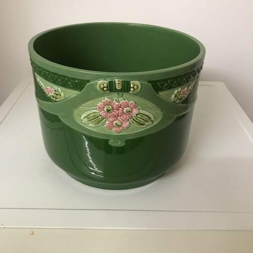 Large Eichwald Secessionist Jardiniere Circa 1900 Aesthetic Style image-1