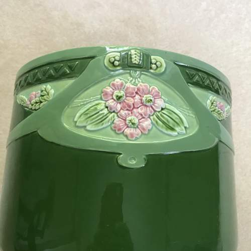 Large Eichwald Secessionist Jardiniere Circa 1900 Aesthetic Style image-2