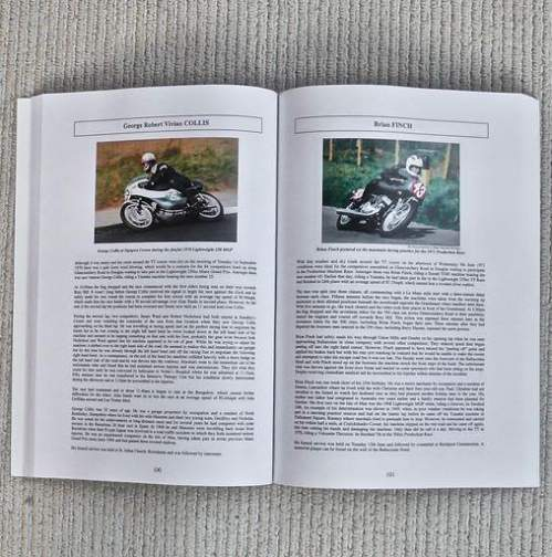 Isle of Man TT and MGP Memorial by Paul Bradford Limited Edition Book image-3