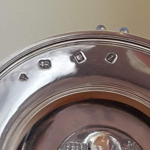 Vintage Solid Silver Winston Churchill Armada Dish image-3