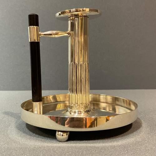 Dr Christopher Dresser Design WMF Chamber Candlestick image-1