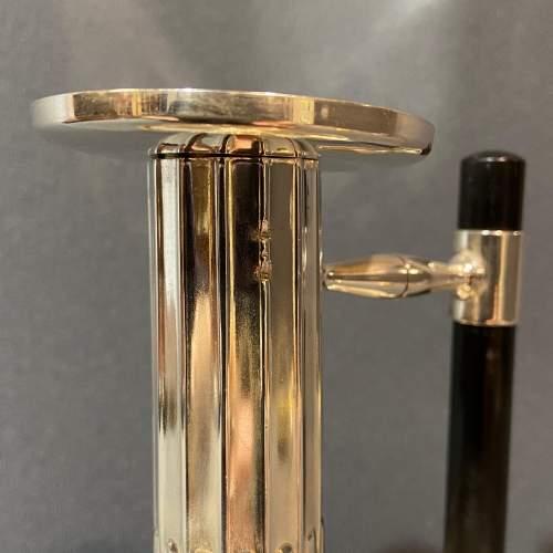 Dr Christopher Dresser Design WMF Chamber Candlestick image-5