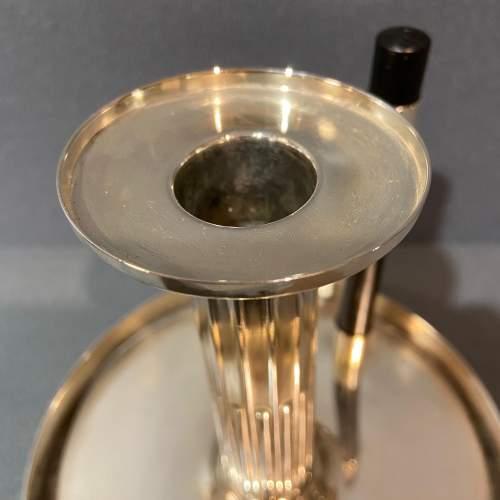Dr Christopher Dresser Design WMF Chamber Candlestick image-4