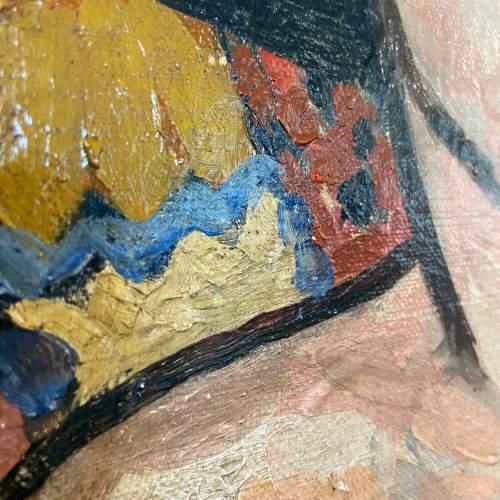 La Femme Au Chapeau Noir image-6
