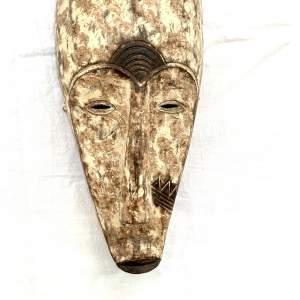 Fang Ngil Mask Gabon