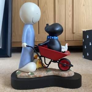 Doug Hyde Cold Cast Porcelain Figurine titled Daisy Trail