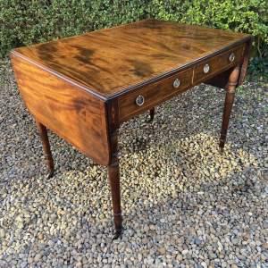 19th Century Sofa Table