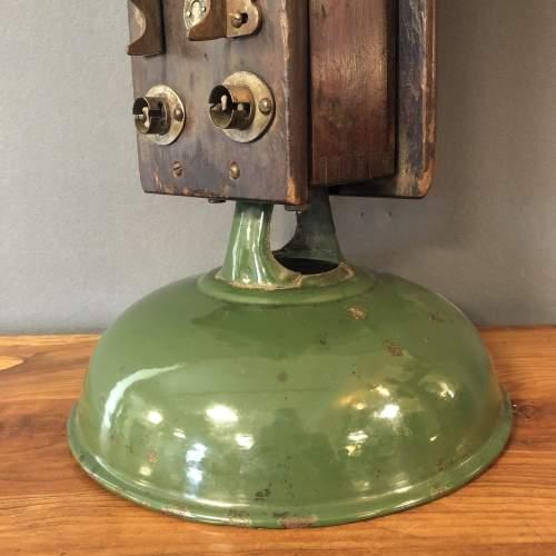 Jefferson Tester Vintage Industrial Lamp image-3