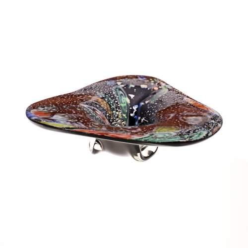 AVeM Zanfirico Murano Glass Bowl image-1