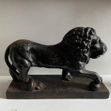 Regency Medici Lion Circa 1820 image-1